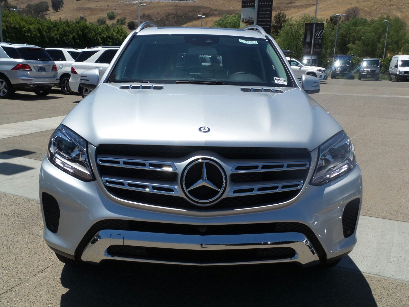 gls450 suv in laguna niguel m12567 mercedes benz of laguna niguel. Cars Review. Best American Auto & Cars Review