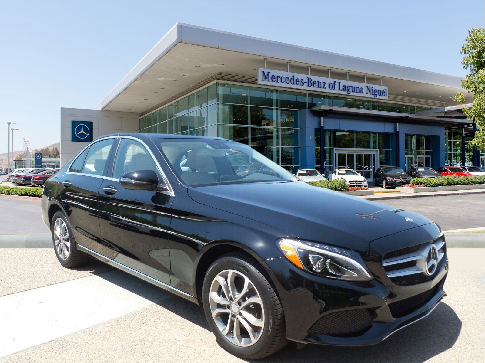 new 2016 mercedes benz c class c300 sedan in laguna niguel